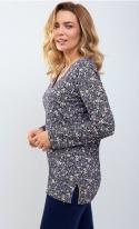 Piżama damska Cana 526 dł/r 2XL