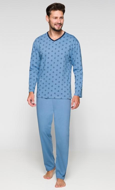 Piżama Regina 570 dł/r M-XL męska