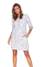 Koszula nocna Doctor Nap TM.4129.FLOWER