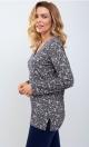 Piżama damska Cana 526 dł/r S-XL