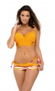 Kostium kąpielowy Angelina Orange-Vigneto M-544 (6)