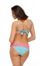 Kostium kąpielowy Loren Paski-Origami M-503 (6)