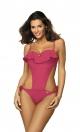 Kostium kąpielowy Carmen Rose Pink M-468 (6)