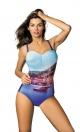 Kostium kąpielowy Valentina Royal Blue M-439 (1)