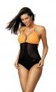 Kostium kąpielowy Priscilla Paperino-Nero M-428 (5)