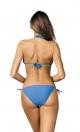 Kostium kąpielowy Anis Nectarine-Ortensia Blu M-427 (5)