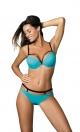 Kostium kąpielowy Nathalie Island Blue M-391 (11)