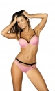 Kostium kąpielowy Nathalie Blush Pink M-391 (6)