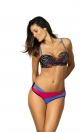 Kostium kąpielowy Margaret Nero-Ortensia Blu-Fresia M-377 (3)