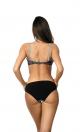Kostium kąpielowy Margaret Nero-Baia-Rosa Shocking M-377 (4)