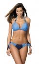 Kostium kąpielowy Roxie Blueberry-Skipper M-326 niebieski z granatem (100)