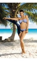 Kostium kąpielowy Shakira PT M-131 (75) Granatowy