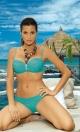Kostium kąpielowy Eliza M-122 morska zieleń (26)