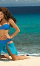 Kostium kąpielowy Larisa Sicily M-204 Niebieski (8)