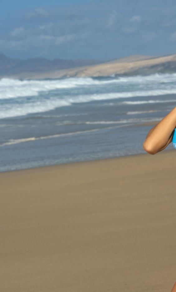 Kostium kąpielowy Brooke Baia M-225 Błękitny (14)