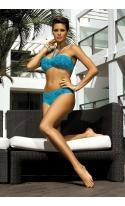 Kostium kąpielowy Virginia Hollyday M-206 Błękitny (24)
