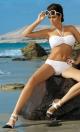 Kostium kąpielowy Virginia Bianco M-206 Biały (29)