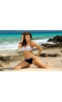 Kostium kąpielowy Kylie Nero M-227 Czarny (178)