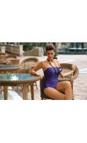 Kostium kąpielowy Shila Royal Blu M-202 Szafirowy (192)