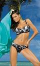 Kostium kąpielowy Kirsten Nero M-268 Czarny (200)