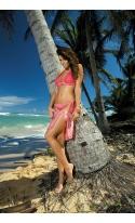 Kostium kąpielowy Liza Icelolly M-252 Koralowy (212)