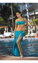 Kostium kąpielowy Naomi Amalfi M-245 Morska zieleń (262)