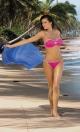 Kostium kąpielowy Rachel Clematis M-261 Różowy (99)