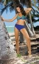 Kostium kąpielowy Harriet M-272 oltremare-smile (256)