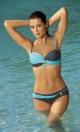 Kostium kąpielowy Liliana Titanium-Fata M-259 Lodowo-szary (16)