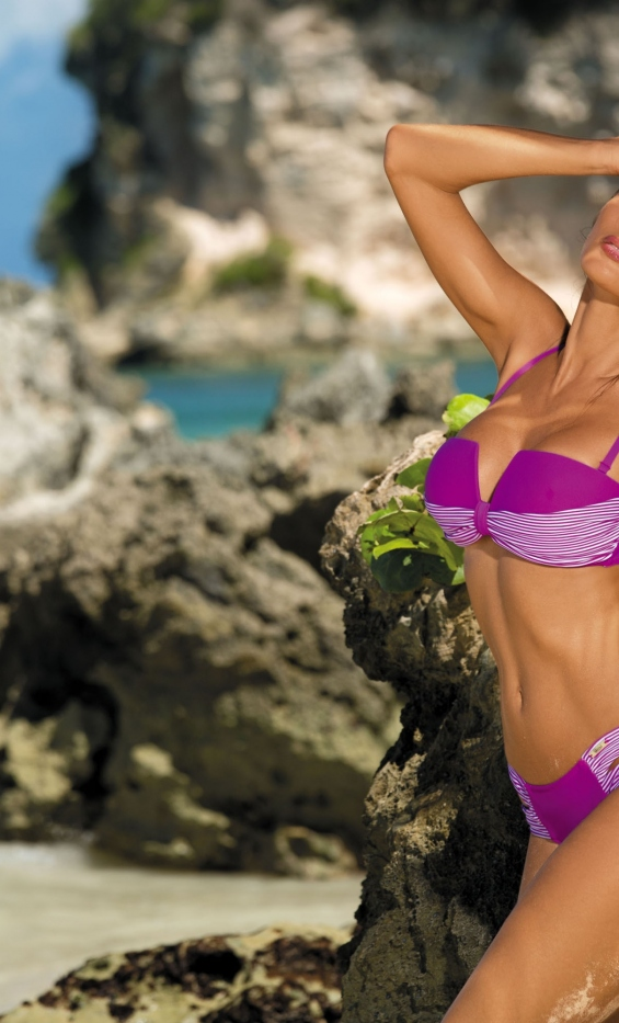 Kostium kąpielowy Demi Burlesque M-347 (7)