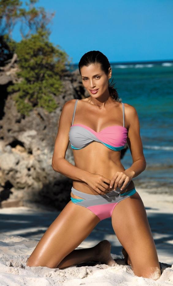 Kostium kąpielowy Olimpia Silver-Hollywood-Caraibi M-438 (8)