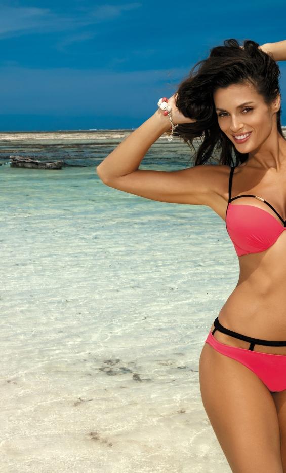 Kostium kąpielowy Nathalie Bright Coral M-391 (10)