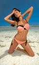 Kostium kąpielowy Jessica Orange M-400 (3)