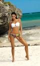 Kostium kąpielowy Roxana Bianco M-402 (2)