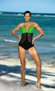 Kostium kąpielowy Priscilla Erba-Nero M-428 (2)