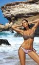 Kostium kąpielowy Emily Dark Taupe M-451 (1)
