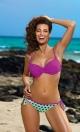 Kostium kąpielowy Emily Very Fuchsia M-451 (7)