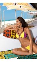 Kostium Kąpielowy Lara Banana-Very Fuchsia M-511 (1)