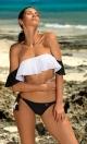 Kostium kąpielowy Elena Bianco-Nero M-519 (5)