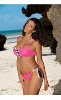 Kostium kąpielowy Frances Rosa shocking M-529 (4)