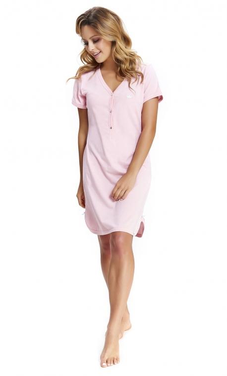 Koszula nocna Doctor Nap TCB.9505 SWEET PINK