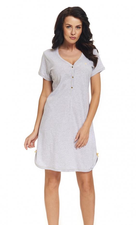 Koszula nocna TM.9301 Grey Melange