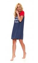 Koszulka nocna Doctor Nap TCB.9700.DEEP_BLUE