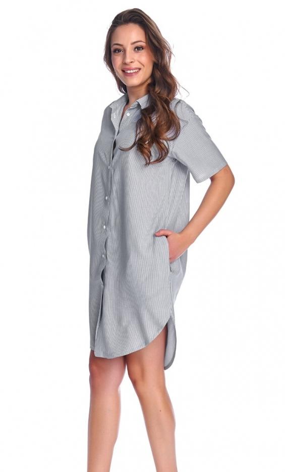 Koszula nocna Doctor Nap KW.9988.GREY