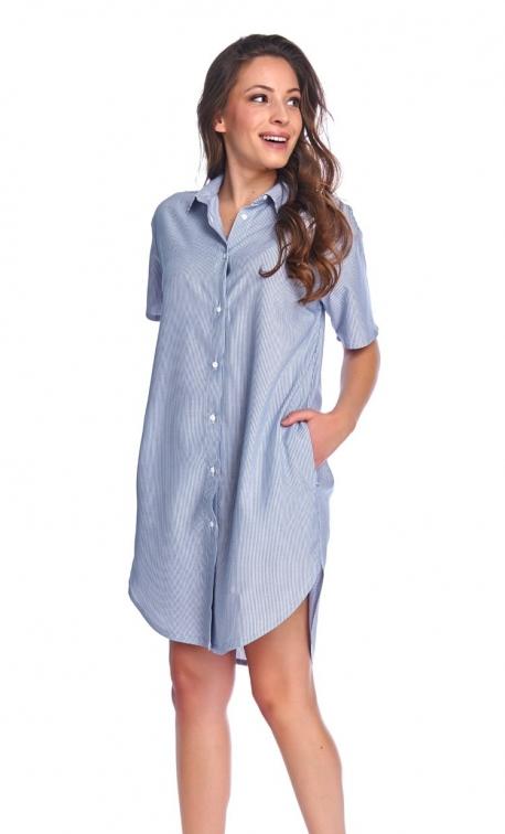 Koszula nocna Doctor Nap KW.9988.BLUE