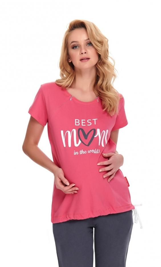 Doctor Nap Best Mom -  piżama ciążowa i do karmienia